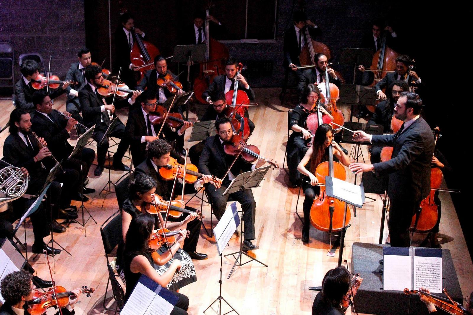 Segundo aniversario del Centro Cultural Constitución con recital de la Orquesta Sinfónica de Zapopan / 26 de septiembre, 20:00 hrs