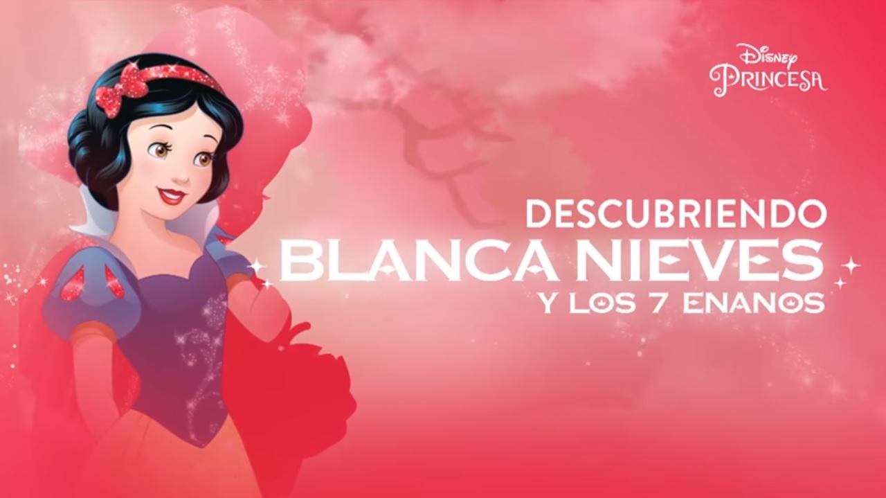 Con las historias de Ariel y Blanca Nieves, Disney lanzó una nueva serie de vídeos cortos para redescubrir las películas de as princesas