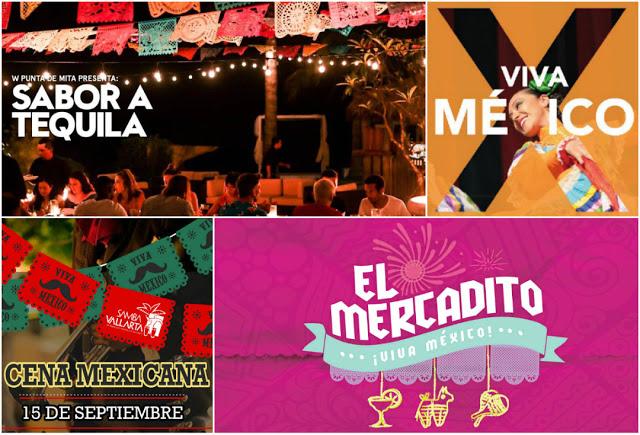 Sabores para gritar ¡Viva México! en la Riviera Nayarit