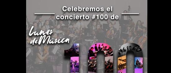 Lunes de música #100 – Tchaikovsky Serenata / PALCCO / 24 de Septiembre / 20:30 Hrs