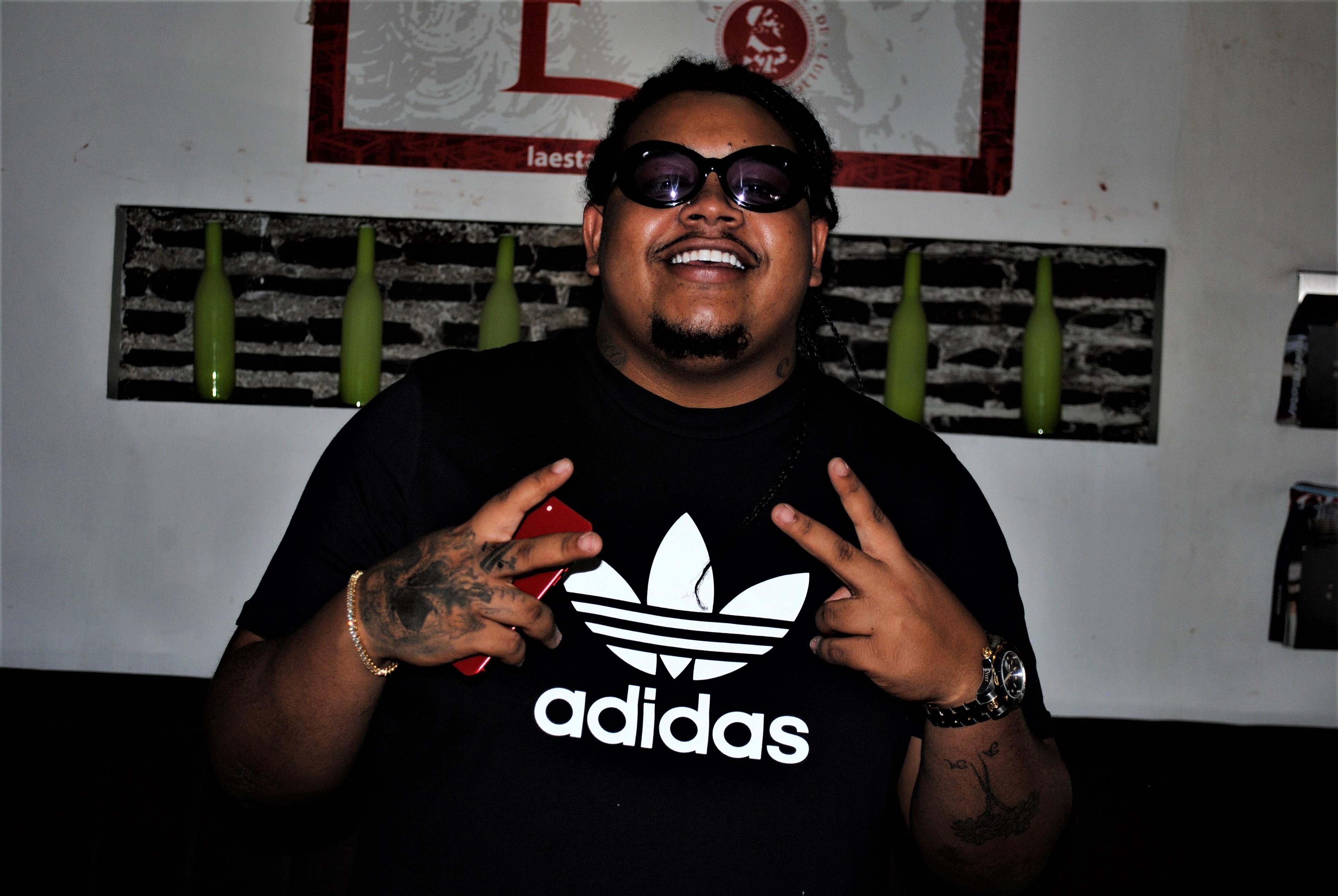 Xantos, el nuevo artista del reggaeton