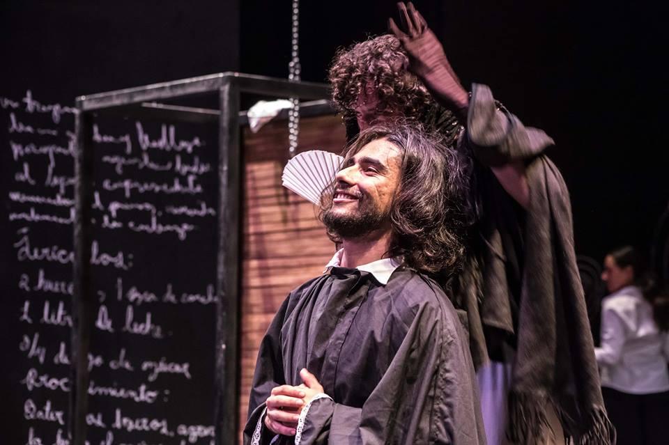 Juana Inés: Paráfrasis de sí misma / Teatro Experimental de Jalisco