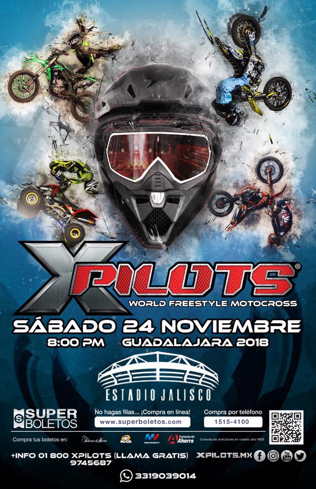 XPilots / Estadio Jalisco