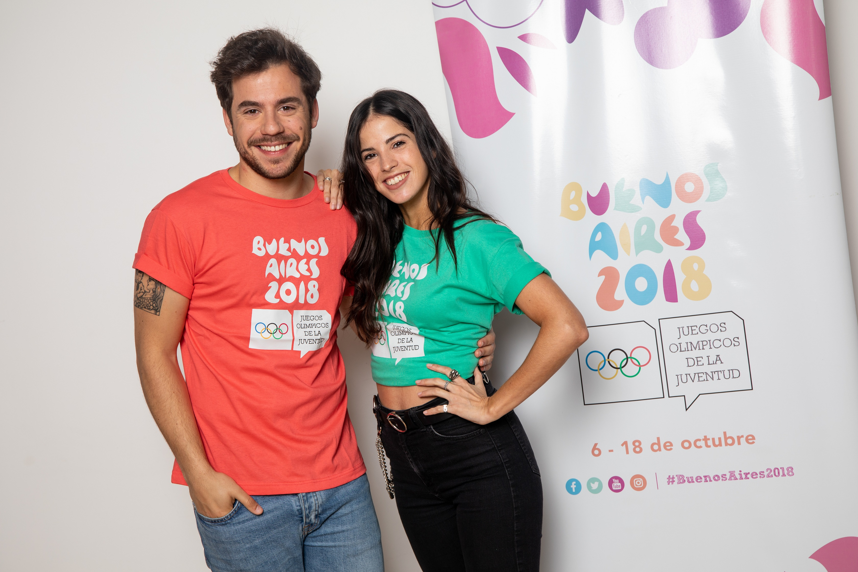 Disney participará de los Juegos Olímpicos de la Juventud Buenos Aires 2018 con la creación de su canción oficial y un espacio interactivo