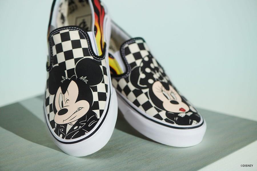 Vans presenta una nueva colección en celebración al 90 aniversario de Mickey Mouse