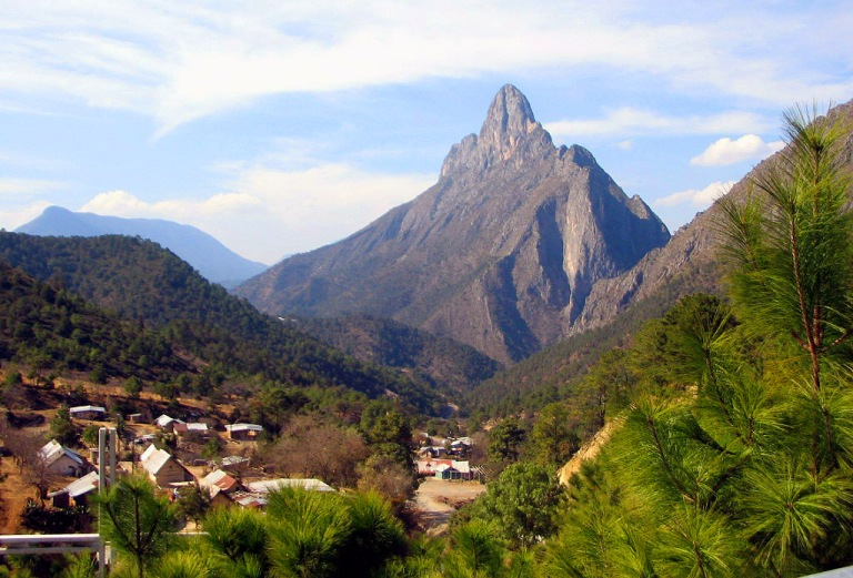 Arteaga, Coahuila / Pueblo Mágico