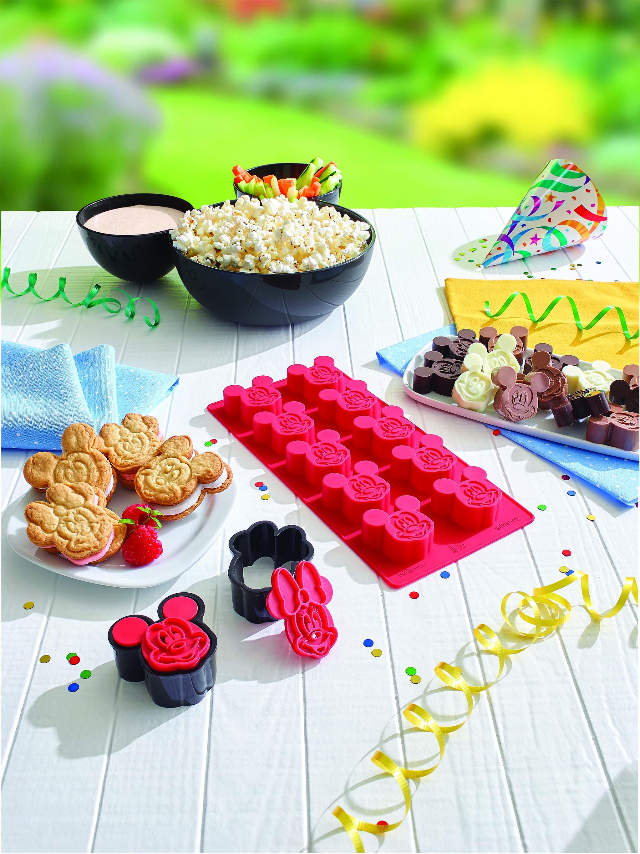 Betterware presenta su nueva colección de productos como parte de la celebración del 90 Aniversario de Mickey Mouse