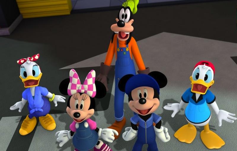 Este domingo Martha Ortiz dará voz a una chef animada en Mickey: Aventuras sobre ruedas