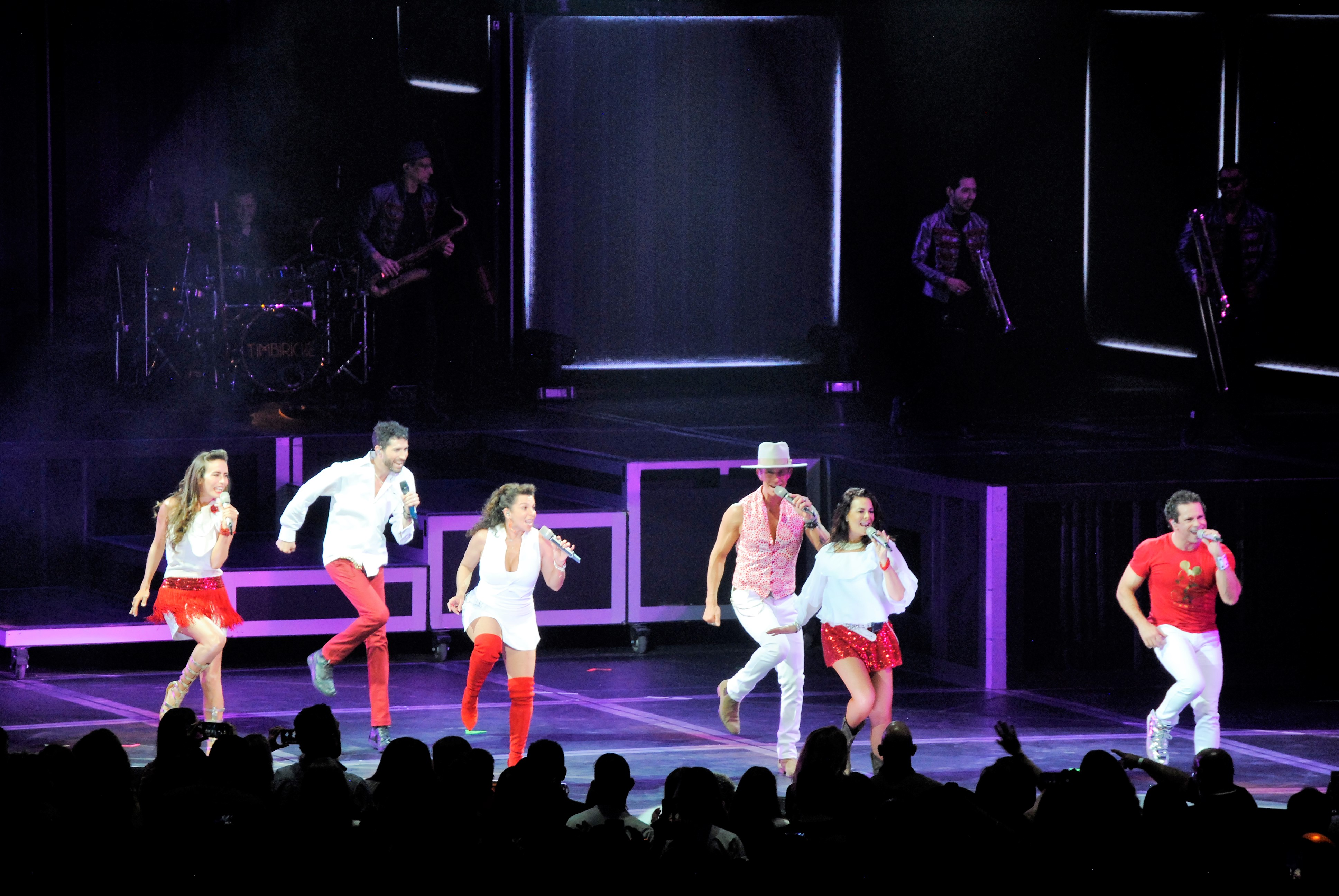 "Timbiriche, concluyé Tour ""Juntos"""
