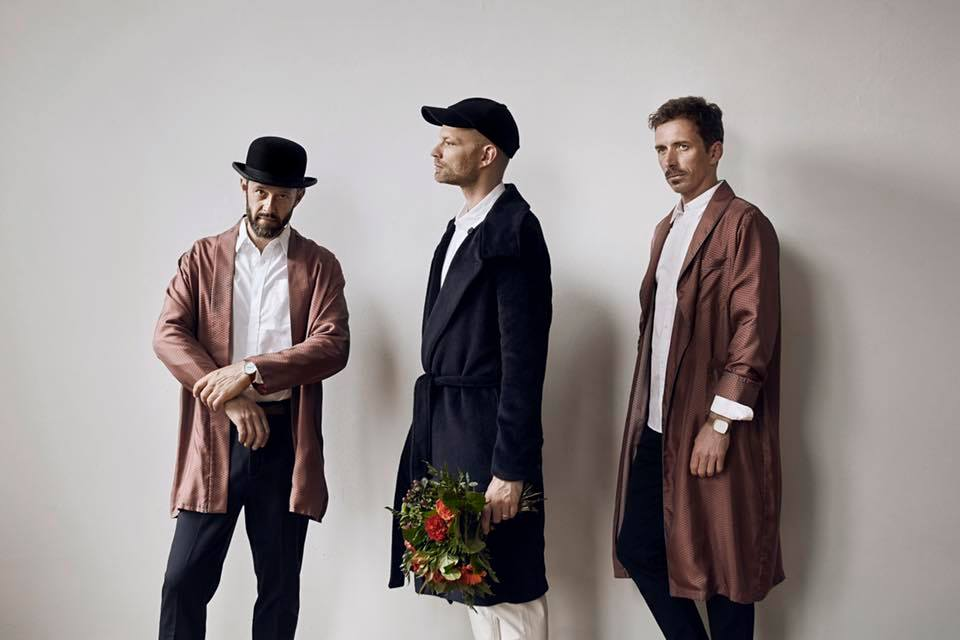 WhoMadeWho (Live Band)