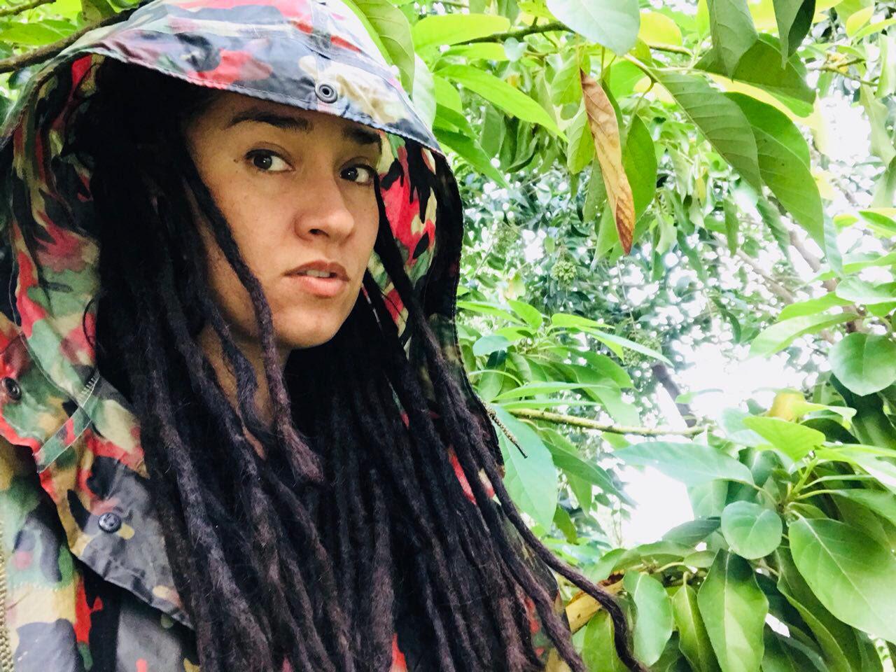 La voz femenina del reggae latino ALIKA en concierto «Tiempo de Mujeres» en Faro de Oriente, México