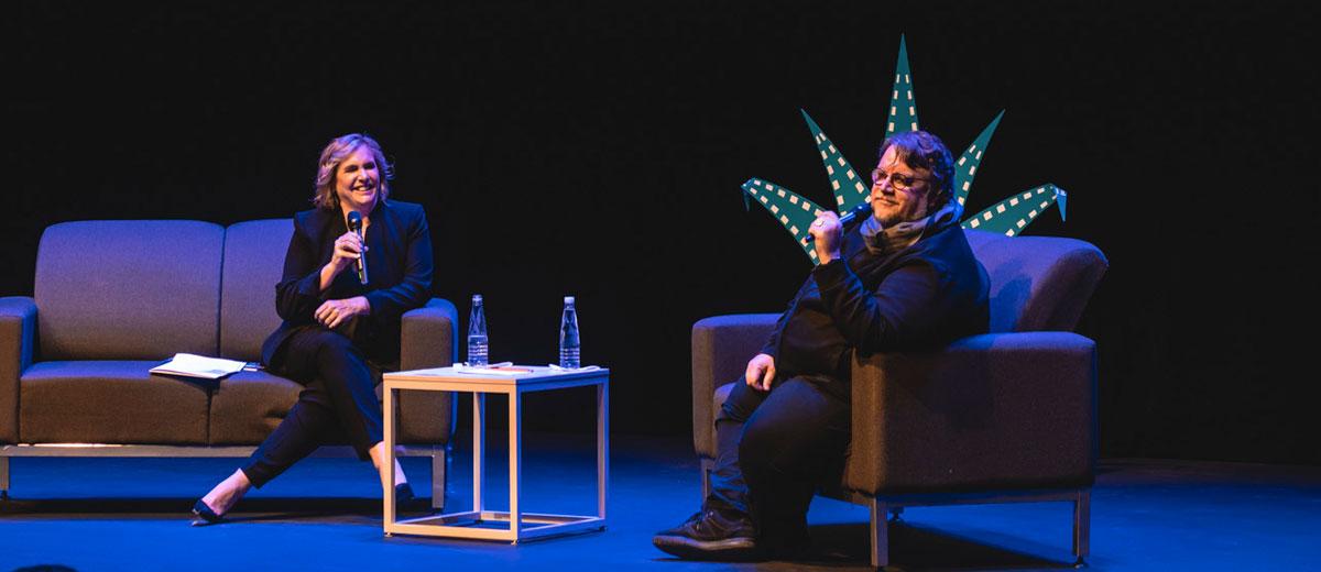 Guillermo del Toro y Melissa Cobb: Centro de animación y nuevas audiencias