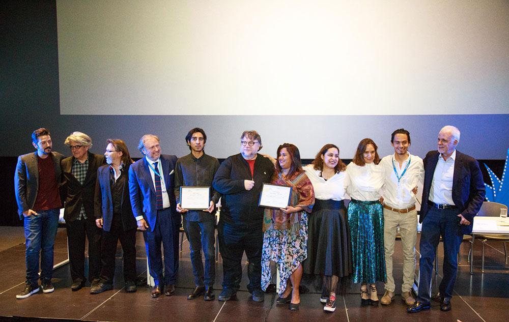 GUILLERMO DEL TORO Y LA FUNDACIÓN JENKINS OTORGAN LA BECA DE CINE MÁS IMPORTANTE DE LA HISTORIA DE MÉXICO