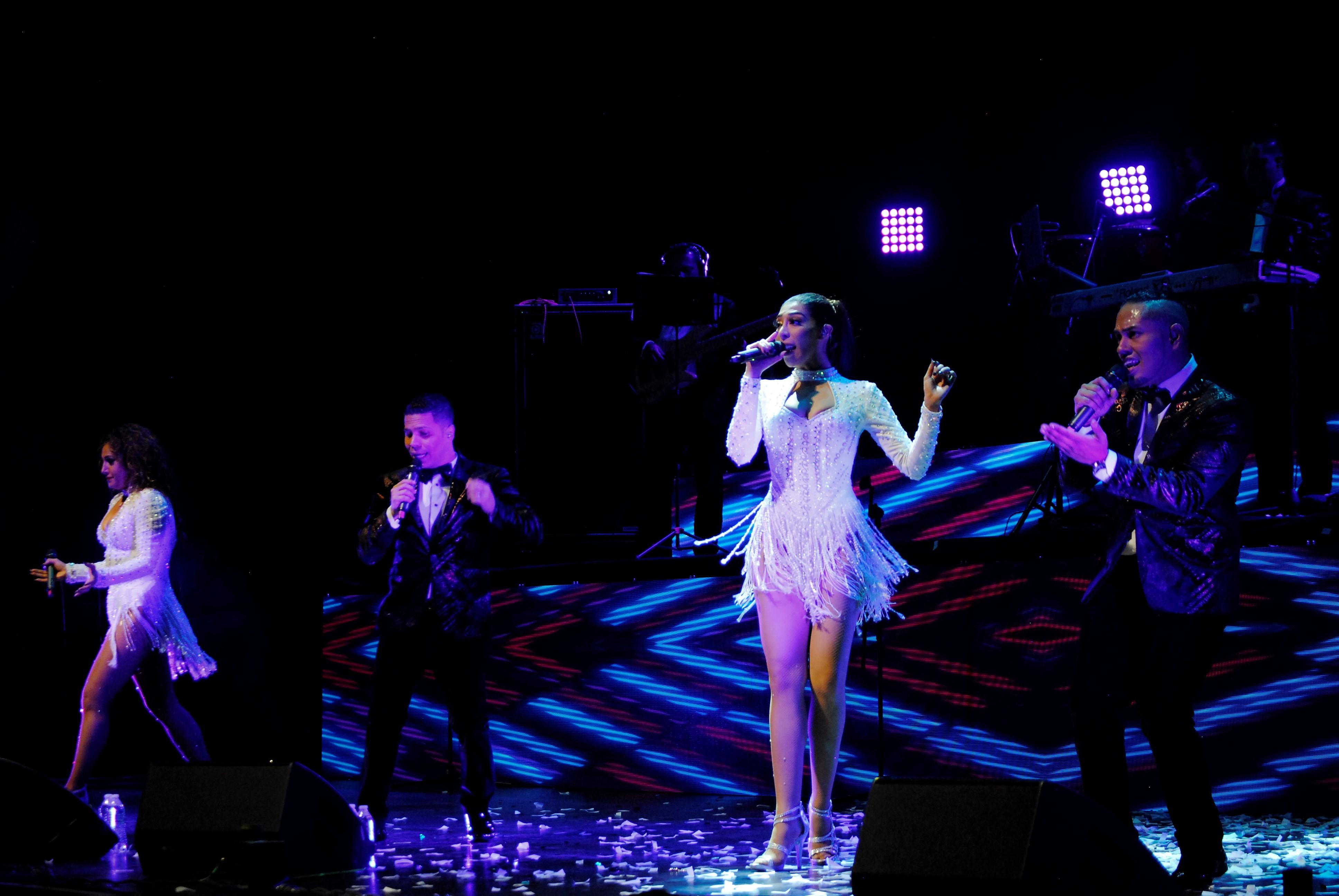 Gran baile con la Sonora Dinamita en Teatro Diana