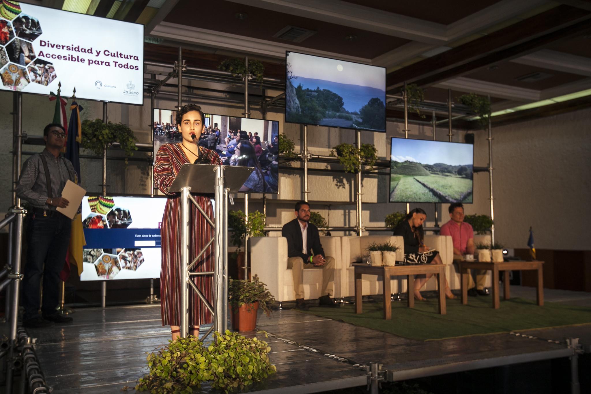 """Concluye Encuentro Estatal de Cultura Jalisco con el lema: """"La cultura la construimos todos"""""""