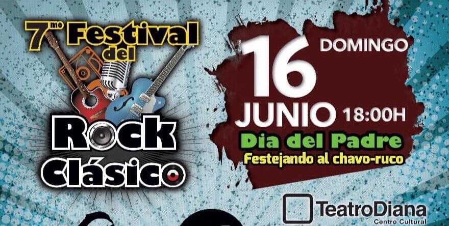 7mo Festival del Rock Clásico