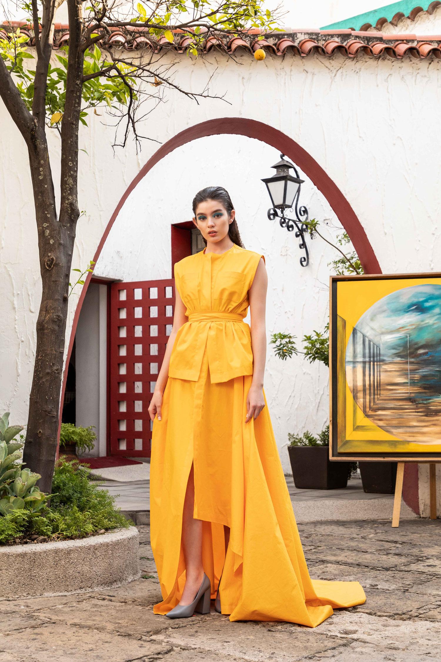 Luis Barragán, inspiración de arte y moda para  Jacobo sin A y Violeta Franco