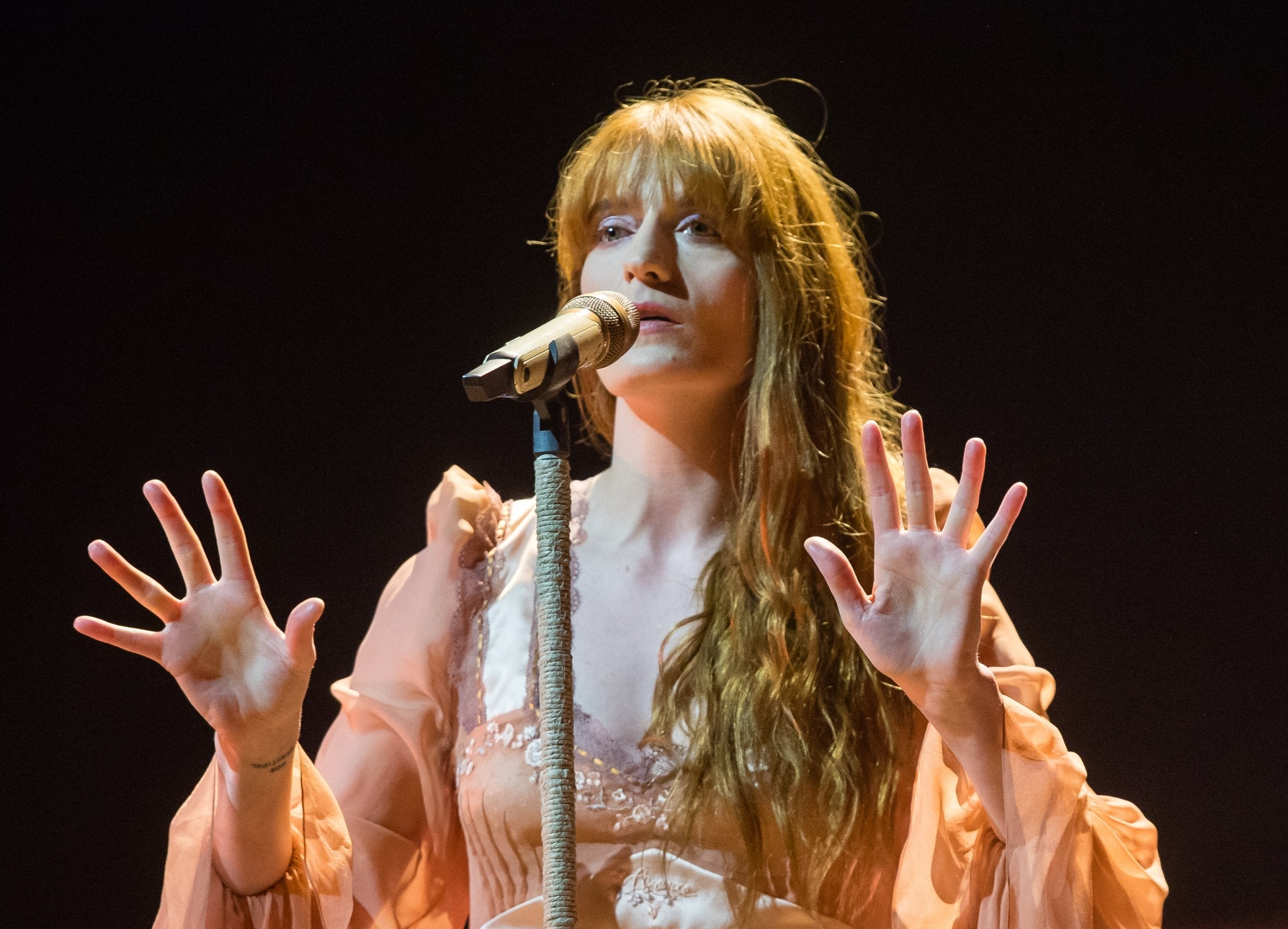 La esperada intensidad de Florence + The Machine en México