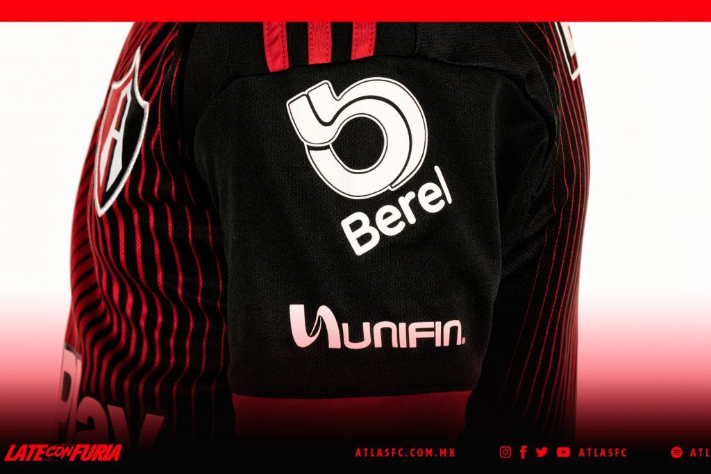 UNIFIN, nuevo patrocinador de Atlas FC