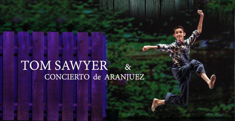 Ballet de Cámara de Jalisco «Tom Sawyer & Concierto de Aranjuez»