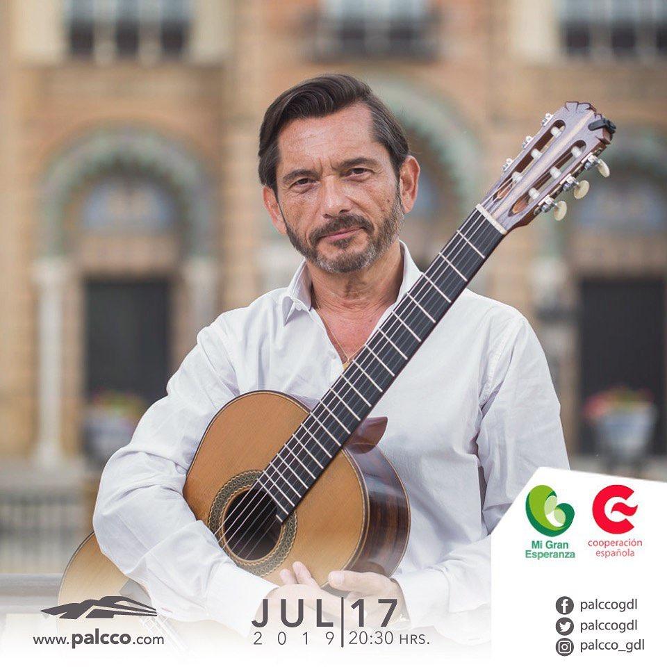 Gala de Guitarra – José María Gallardo del Rey