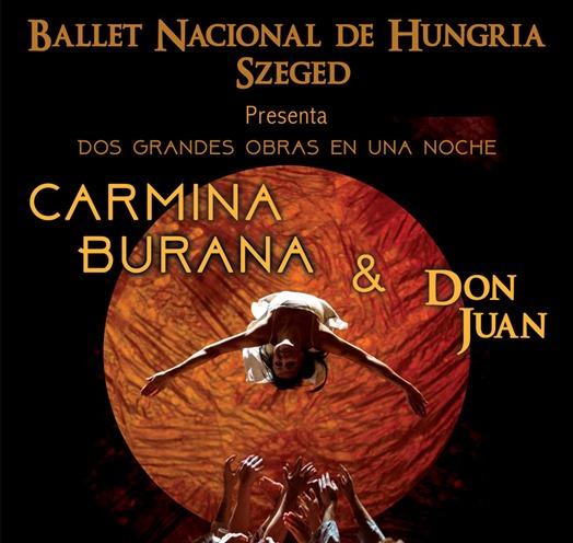 #CORTESÍAS #DateAlaFuga / Don Juan y Carmina Burana