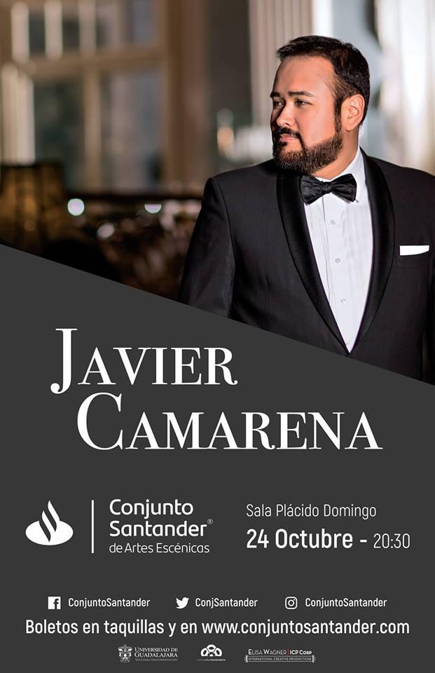 #CORTESÍAS #DateAlaFuga / Javier Camarena