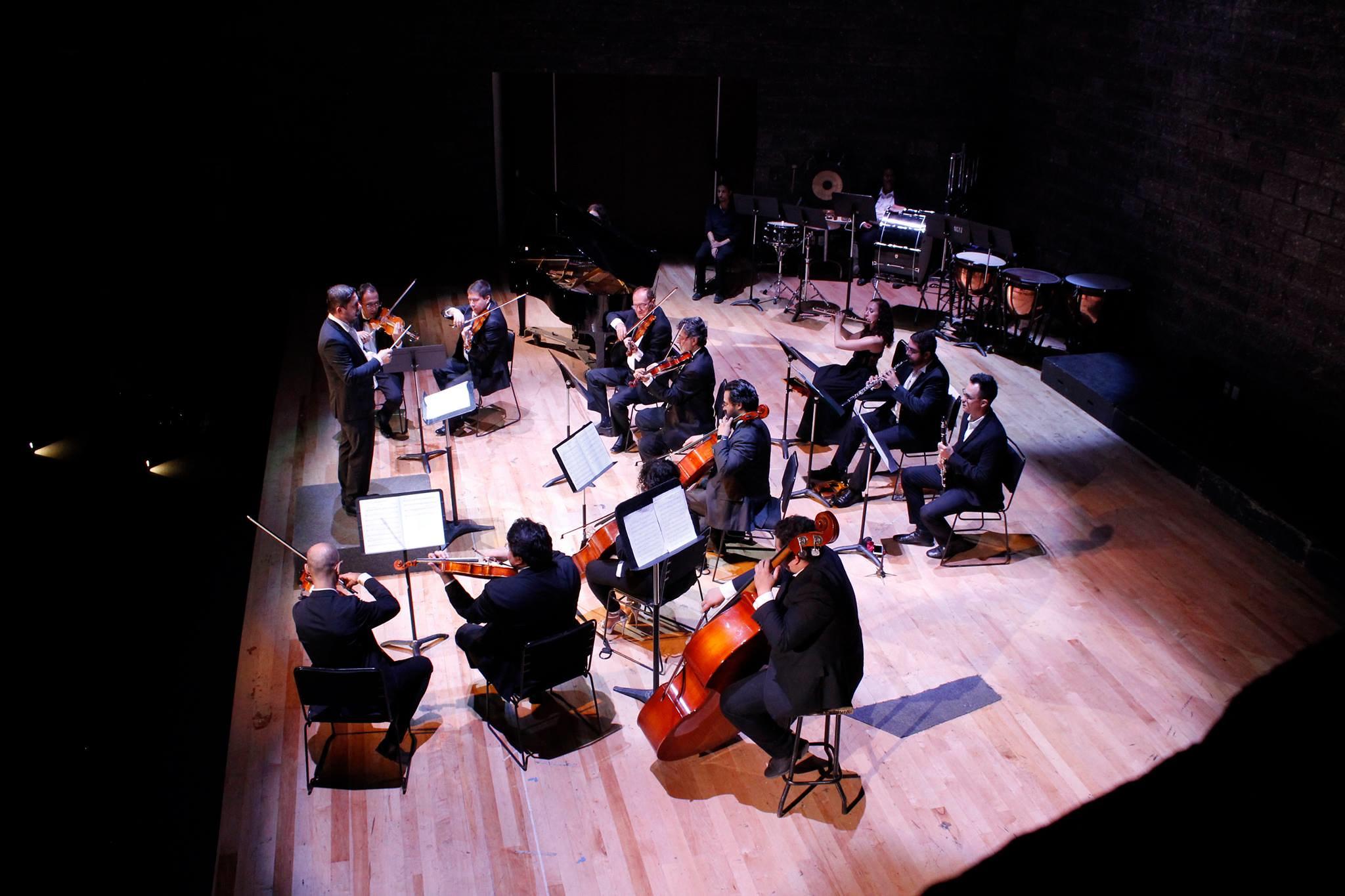 La Orquesta de Cámara de Zapopan presenta recital con David Rodríguez como pianista invitado
