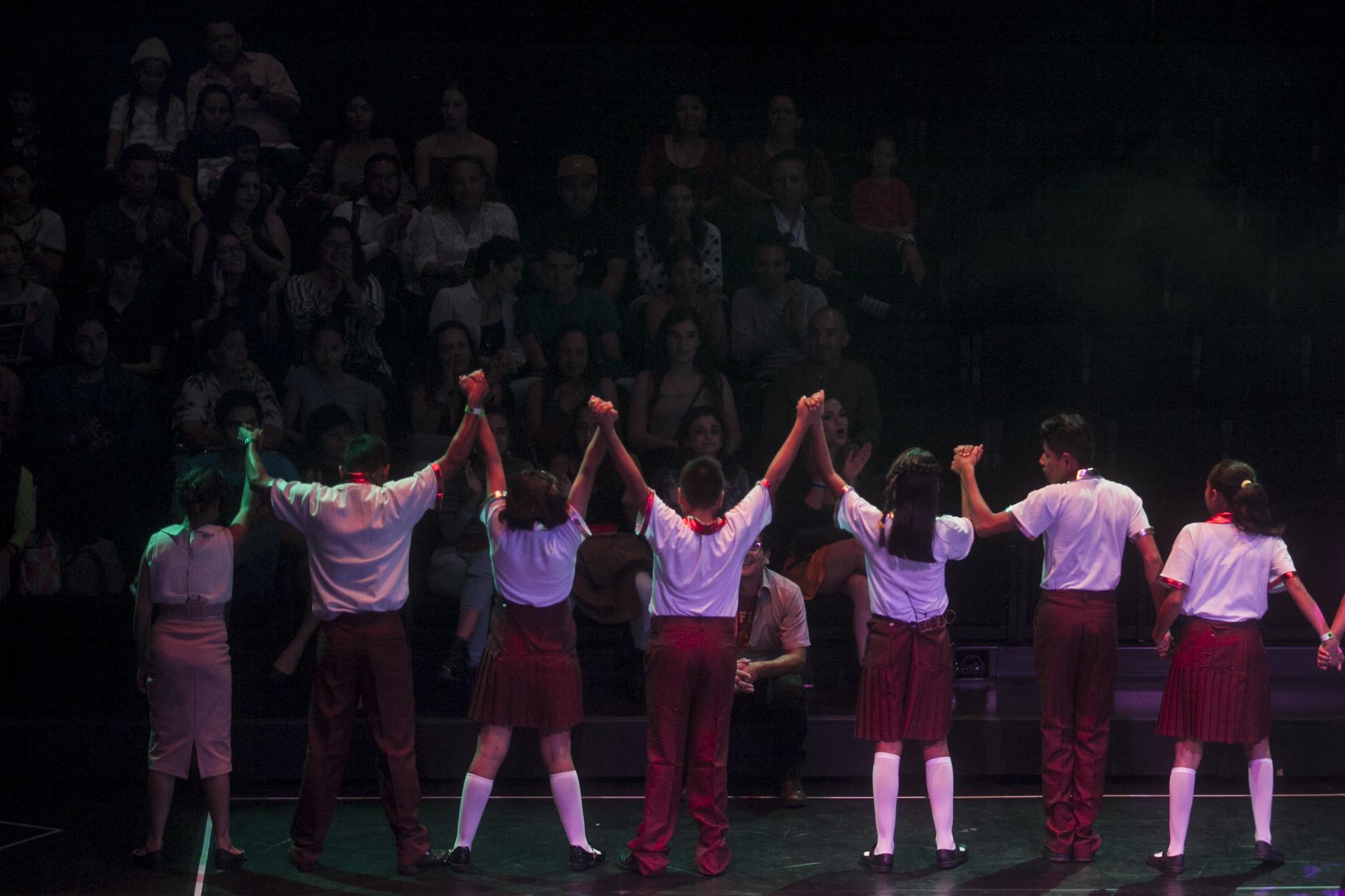 Refleja taller de actuación el poder de las artes