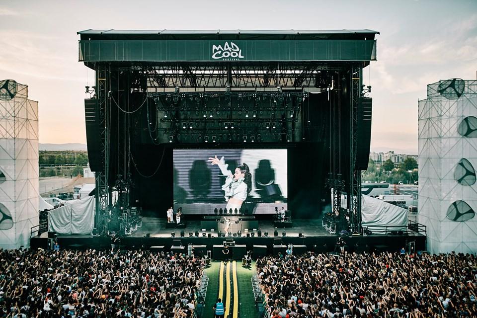 Mad Cool, referente de los más importantes festivales europeos