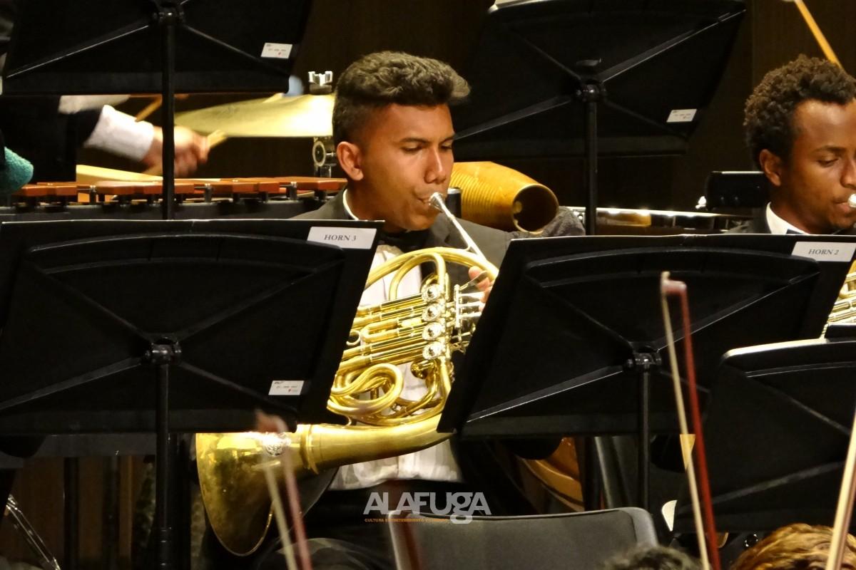 Orquesta de las Américas – Conjunto Santander – 19 julio 2019
