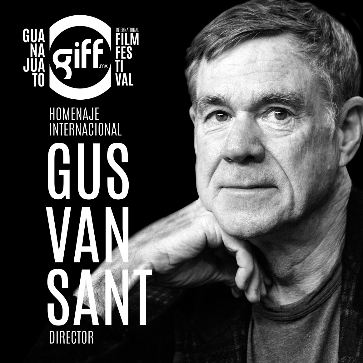 GIFF anuncia homenaje al reconocido director Gus Van Sant