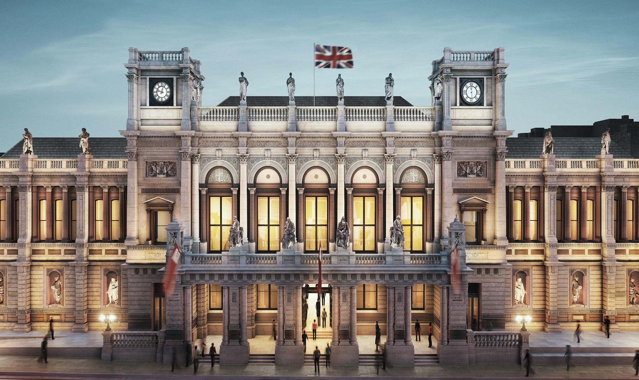 Jaeger-LeCoultre celebra el arte de la precisión en la Royal Academy of Arts de Londres