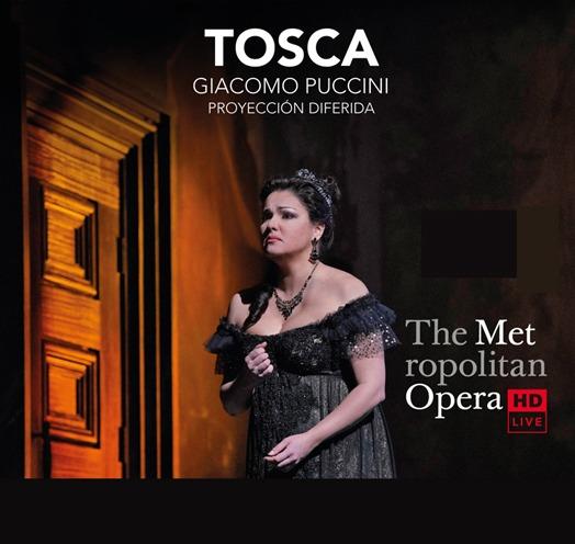 En vivo desde El Met de NY TOSCA (PUCCINI)