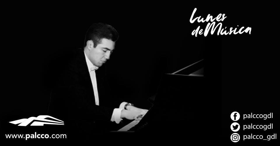 Recital de Piano Eduardo Preciado Becerra