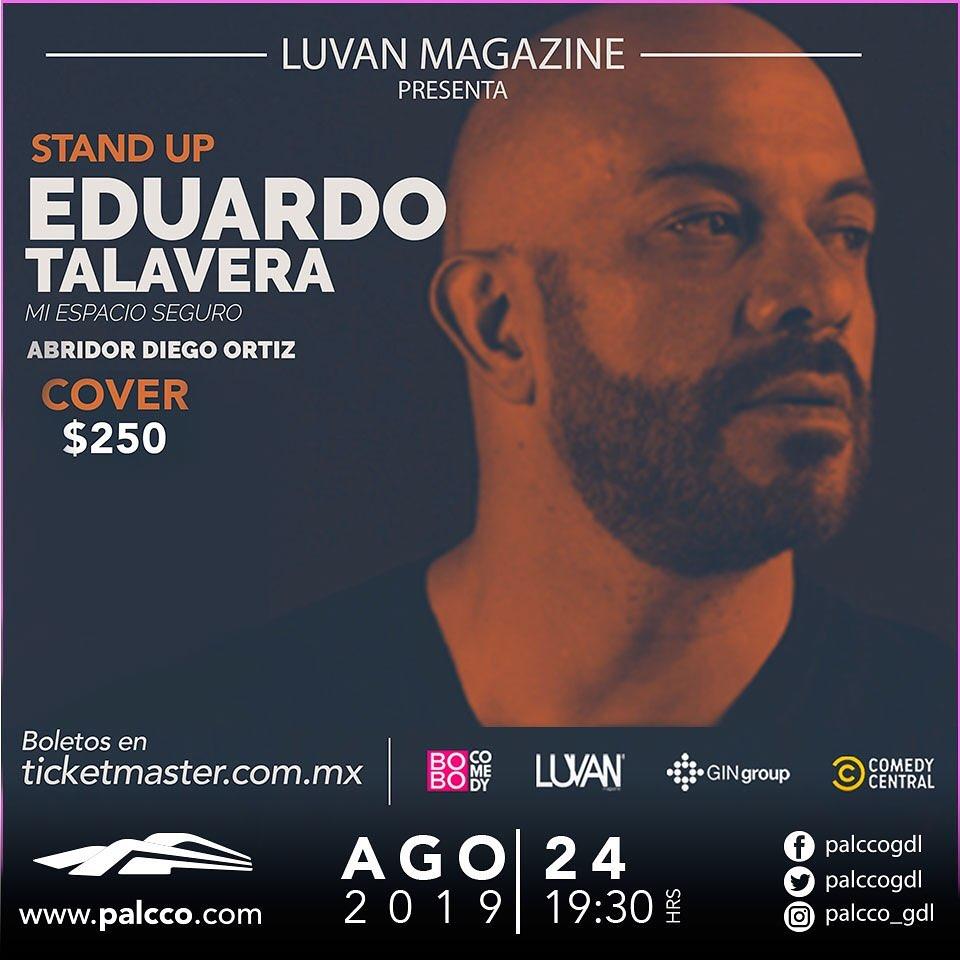 Stand Up Eduardo Talavera