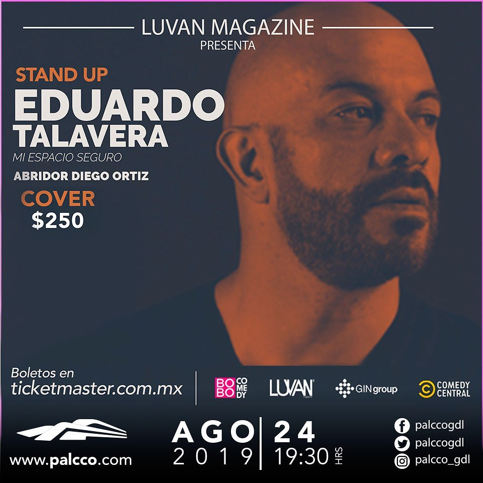 Stand Up Eduardo Talavera