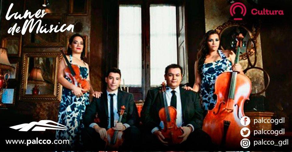 #CORTESÍAS #DateAlaFuga / Cuarteto Janus