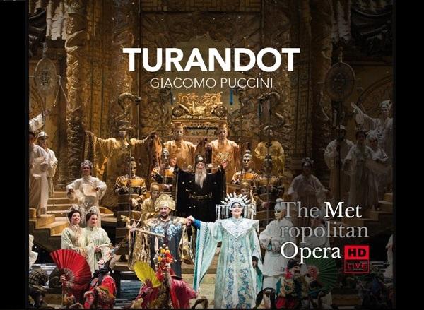 En vivo desde El Met de Ny TURANDOT (PUCCINI)