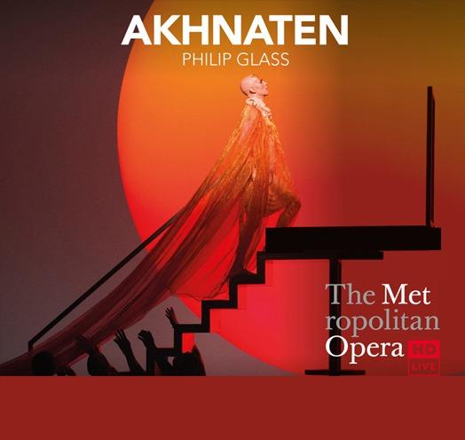 En vivo desde El Met de Ny AKHNATEN (PHILIP GLASS)