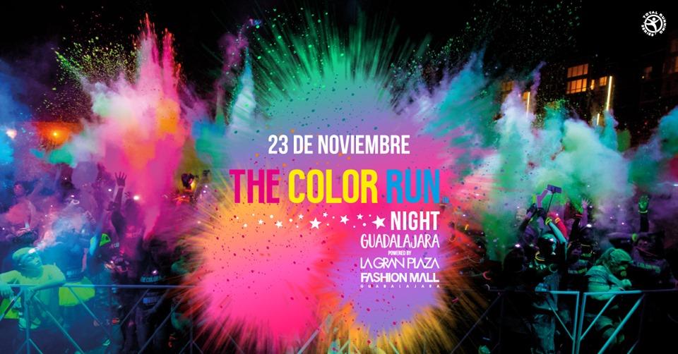 The Color Run Night GDL