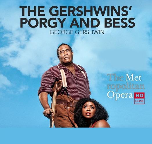 En vivo desde El Met de Ny PORGY AND BESS – NUEVA PRODUCCIÓN