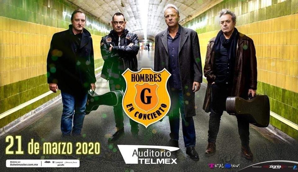Hombres G Resurreción 2020