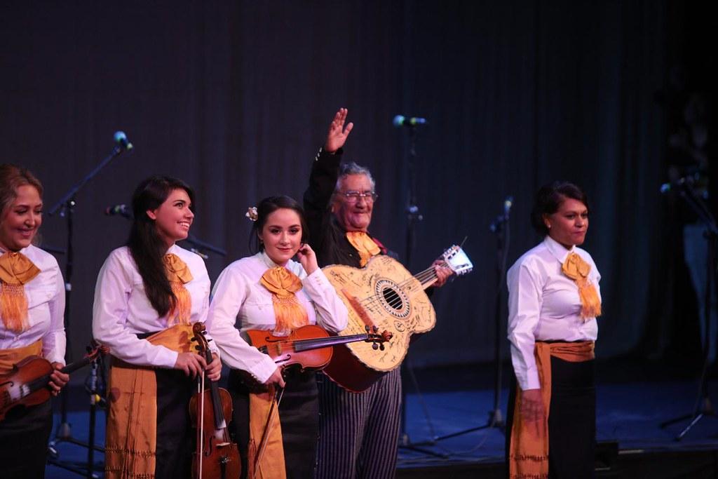 Finaliza la edición número 18 del Encuentro Nacional de Mariachi Tradicional