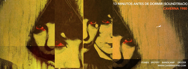 CAVERNA 1980 demuestra su lado de terror en la nueva serie «13 minutos antes de dormir»