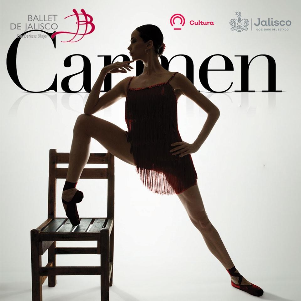 """El Ballet de Jalisco presenta: """"Carmen"""""""