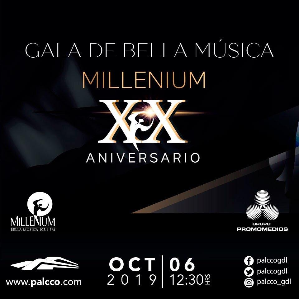 «Gala de Bella Música» XX Aniversario