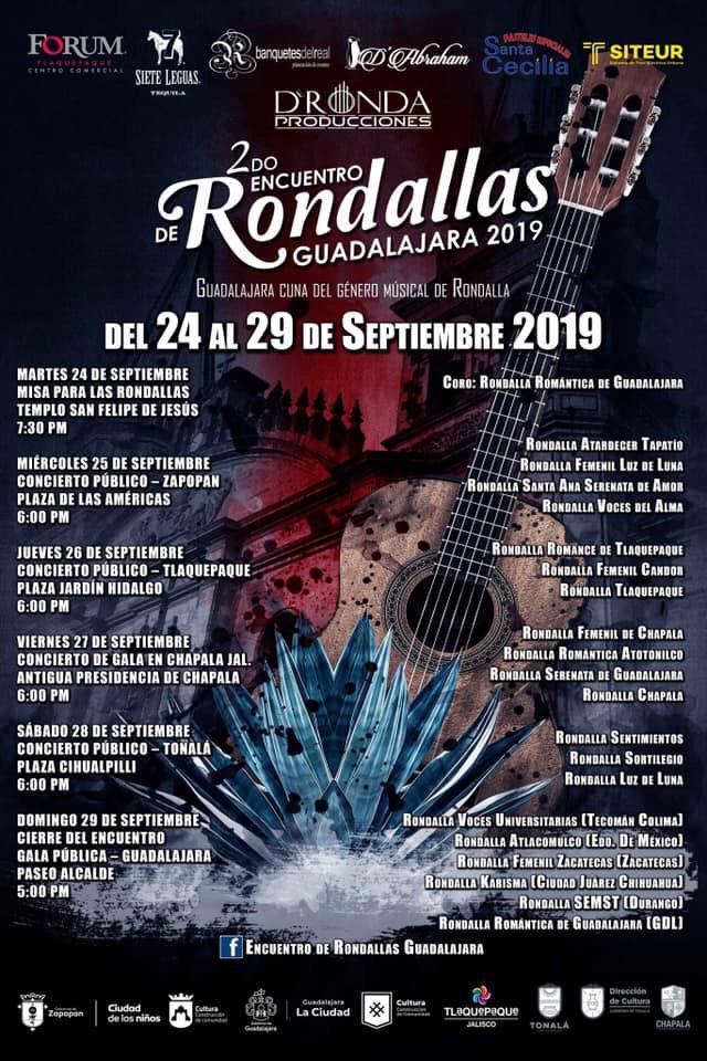 2do Encuentro de Rondallas en Guadalajara