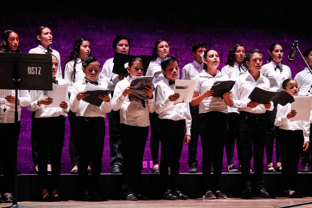 Dará el Coro Infantil de Zapopan dos conciertos celebrando el mes patrio