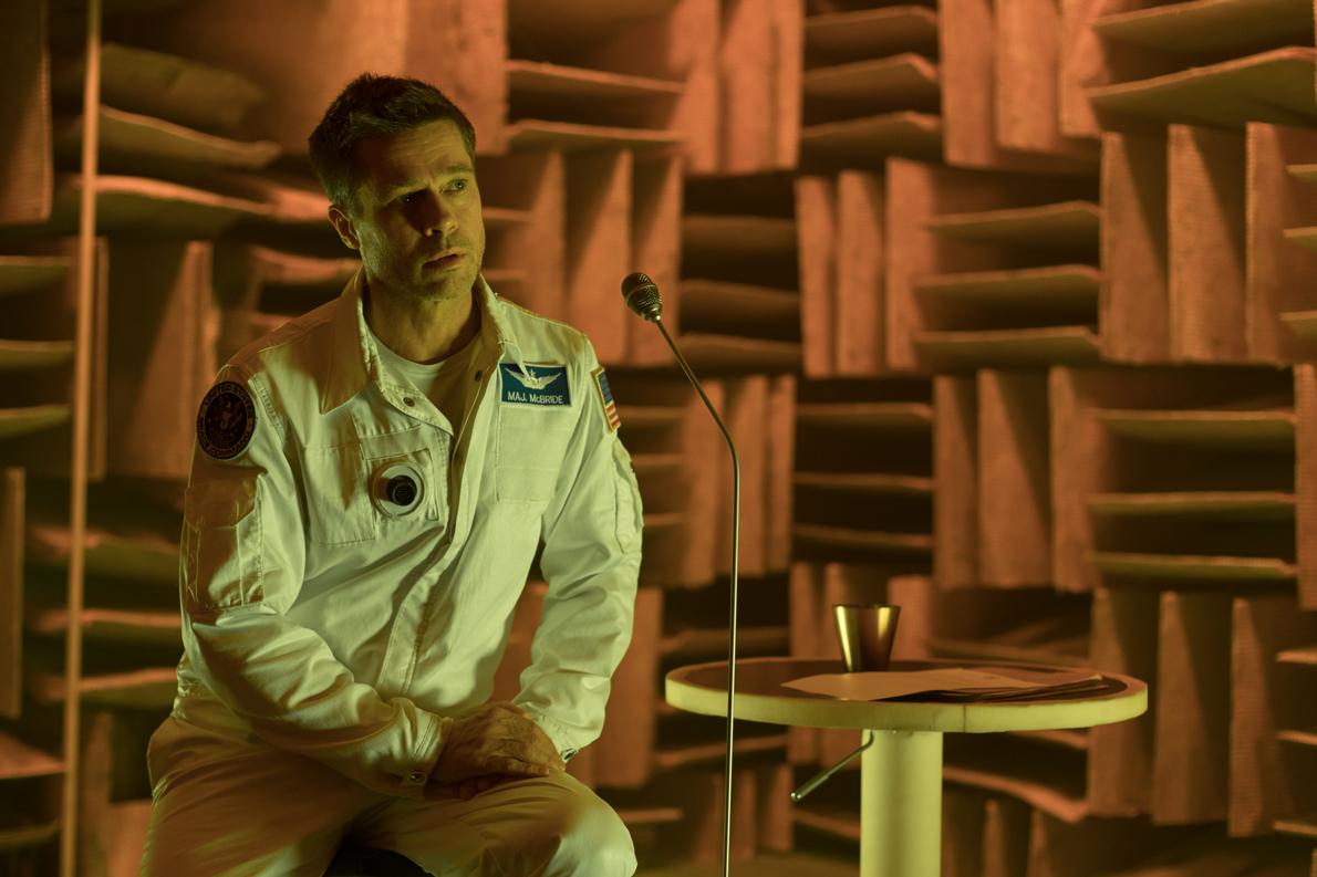 Ad Astra: Hacia las estrellas — Brad Pitt preguntas & respuestas